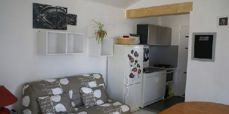 Les Hauts de la Dalonnerie Appartement T2 Meublé Tharon-plage, Chambres d`Hôtes Saint Michel Chef Chef (44)