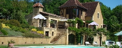 Bed and breakfast Les Hauts de La Faurie