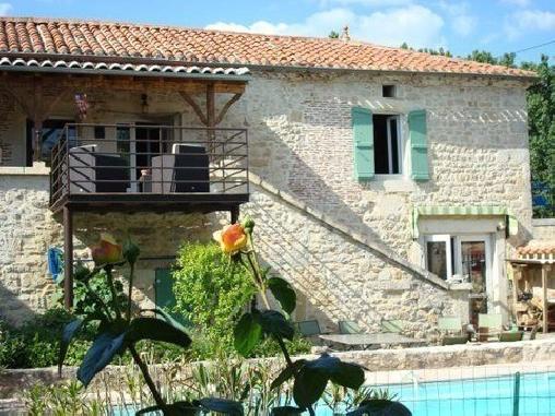 Chambre d'hote Lot - Maison du Port, Chambres d`Hôtes Vire Sur Lot (46)