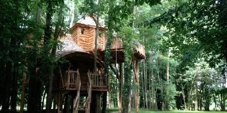 Les Cabanes du Moulin Les Cabanes du Moulin, Gîtes Orly Sur Morin (77)