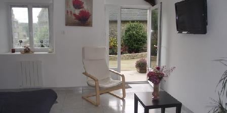 Chambres d'Hôtes Philippe Legoux Superbe Chambre D'hôte-studio Près De Dinan Et Saint-malo, Chambres d`Hôtes Plélan Le Petit (22)