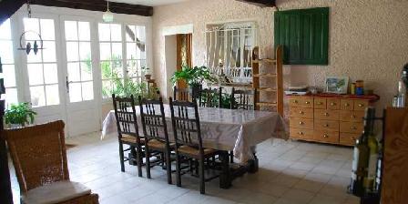 Domaine Sainte Barthe Domaine Sainte Barthe, Chambres d`Hôtes Aignan (32)