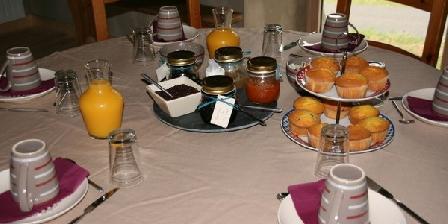 La Ferme de Madelonnet La Ferme de Madelonnet, Chambres d`Hôtes Saint Jeures (43)