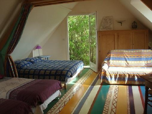 Gastzimmer Indre-et-Loire -