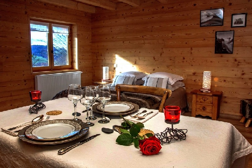 Chambre d'hote Haute-Savoie - La Ferme du Pre Carre, Chambres d`Hôtes Villard (74)