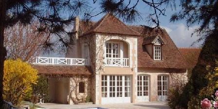 Chambres d'hôtes Jardins de Belle Rive à Donzy