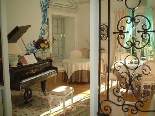 Chambre d'hote Nièvre - Jardns de Belle Rive, Chambres d`Hôtes Donzy (58)