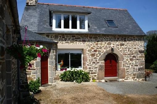 Breizh A-gevret, Chambres d`Hôtes Lannion (22)