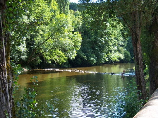 Rivière Aveyron, 15 minutes