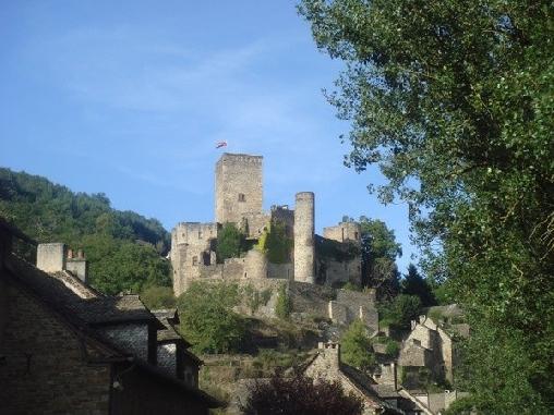 Belcastel, plus beaux Villages de France, 20 minutes