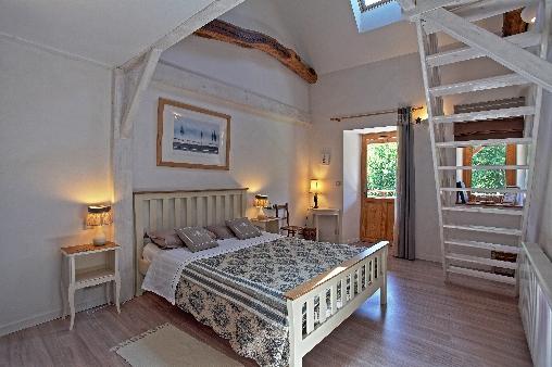 Chambre Hiver, lit en 160 et 2 lits en 90