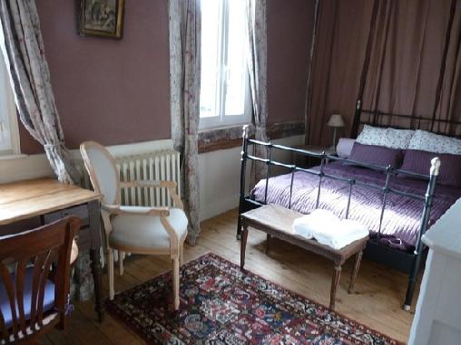 L'Abbatiale, Chambres d`Hôtes Bernay (27)