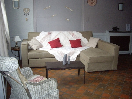 bed & breakfast Aube -