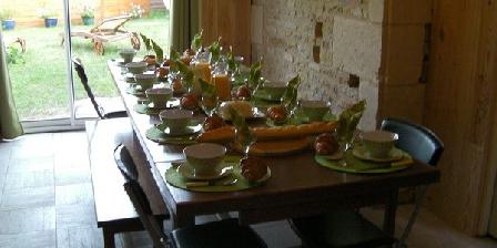Les Tourterelles Les Tourterelles, Chambres d`Hôtes Chabournay (86)