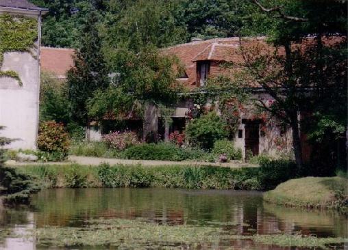 Chambre d'hote Indre-et-Loire - Le Moulin de La Follaine, Chambres d`Hôtes Azay-sur-indre (37)