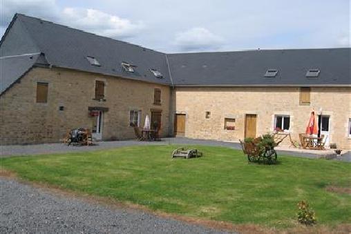 Ferme de Montigny Chalet, Gîtes Asnieres En Bessin (14)