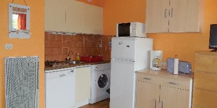 Location de vacances Appartement au Cap d'Agde pour petite famille > Cuisine