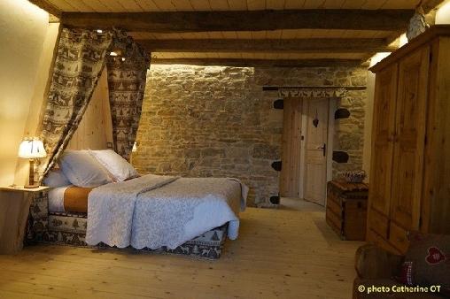Chambre d'hote Doubs - La Ferme à L'armure, Chambres d`Hôtes Pouilley Les Vignes (25)