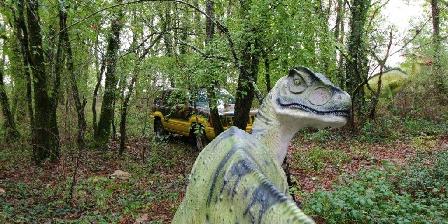Mas de Saillac Cabane Perchée Jurassic  Mas de Sallac