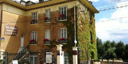 Les Damiers Les Damiers, Chambres d`Hôtes La Roche-guyon (95)