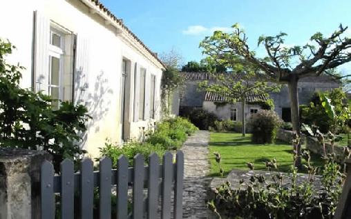 Le Moulin de La Borderie, Chambres d`Hôtes Saint-Pierre D'oléron (17)