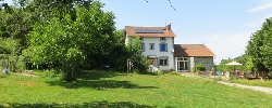 Bed and breakfast La Maison Bleue