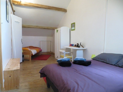 La Maison Bleue, Chambres d`Hôtes Sardent (23)