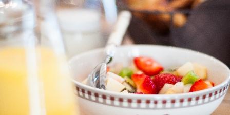 Le Jas des Alpilles Petit déjeuner