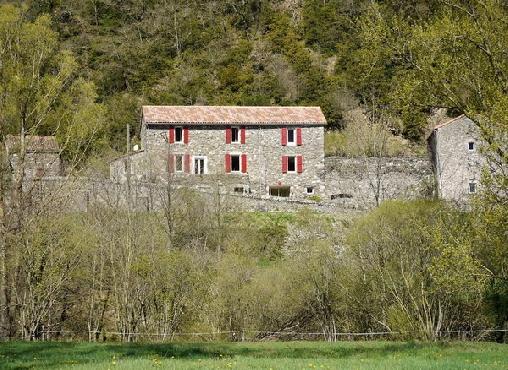 Mas des Fontaines, Chambres d`Hôtes Brusque (12)