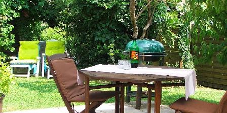 La Suite du Pacha Barbecue, jardin et chaises longues