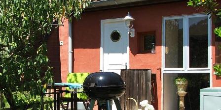 La Suite du Pacha Terrasse et barbecue