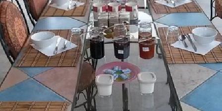 L'escale Gourmande L'escale Gourmande, Chambres d`Hôtes Payzac/Les Vans (07)