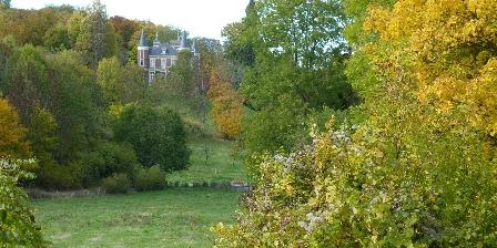Gît' Âne Evasion Le chateau du Bec-thomas