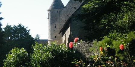 Manoir de Villiers Chambres Au Manoir, Chambres d`Hôtes Port En Bessin Huppain (14)