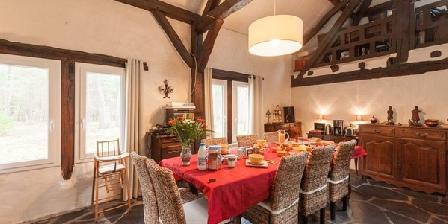 La Coudraie  La Coudraie - Chambres D'Hôtes en Sologne, Chambres d`Hôtes Menestreau-en-Villette (45)