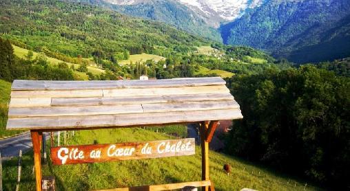 Gite au Coeur du Chalet a Sainte Agnes Vers Prapoutel Les 7 Laux, Gîtes Ste Agnes (38)