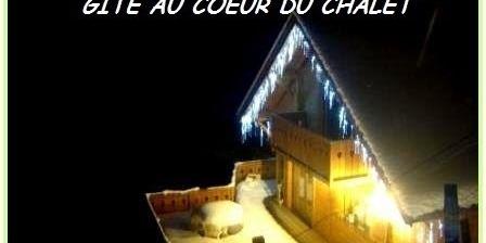 Gite au Coeur du Chalet Gite au Coeur du Chalet a Sainte Agnes Vers Prapoutel Les 7 Laux, Gîtes Ste Agnes (38)