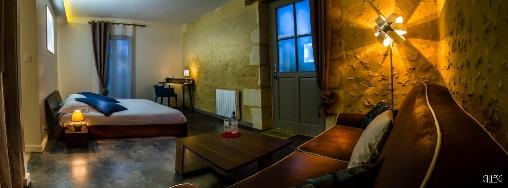 Chambre d'hote Indre-et-Loire - A L'ombre D'azay, Chambres d`Hôtes Azay Le Rideau (37)