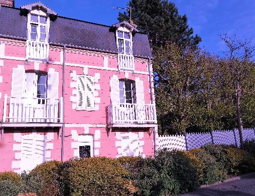 Chambre d'hote Calvados - Façade avant