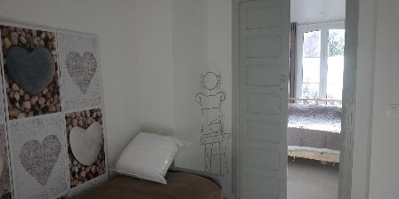 Les Muguets RDC Vue 2eme chambre