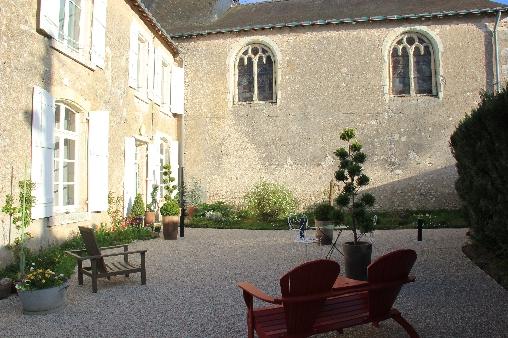Chambre d'hote Loir-et-Cher - dormir dans l'ancien presbytère