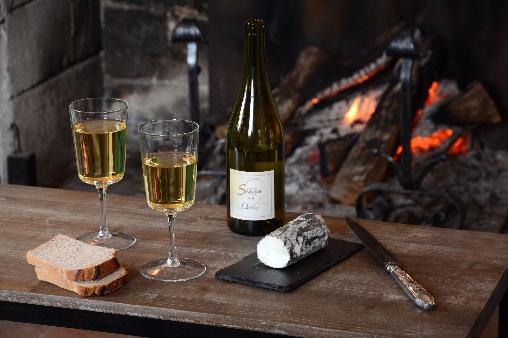 Chambre d'hote Loir-et-Cher - son choix de vins bio et naturels