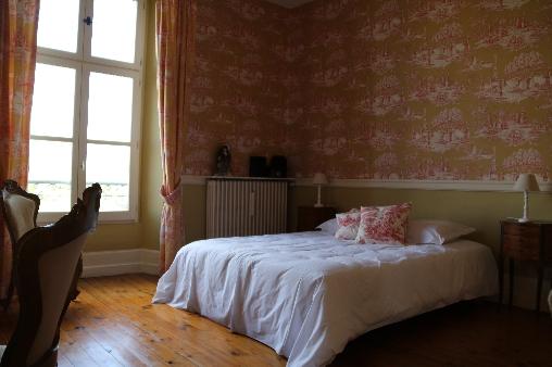 Chambre d'hote Indre-et-Loire - chambre Louise de Savoie