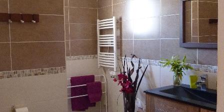 Bulle de Soleil La salle de bain
