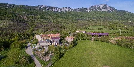 Chambre d'hotes Gîte de La Bastide > Le hameau de la Bastide