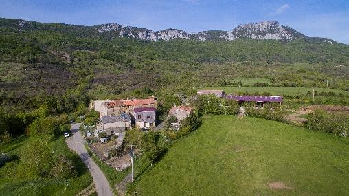 Le hameau de la Bastide