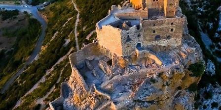 Chambre d'hotes Gîte de La Bastide > Château de Quéribus
