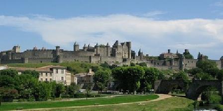 Chambre d'hotes Gîte de La Bastide > La Cité de Carcassonne