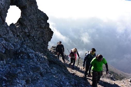 Ascension du Pic de Bugarach