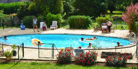 La Chancellerie The pool